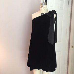 Diane von Furstenberg Velvet Dress - Size 2